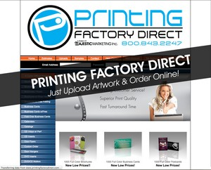 Printing Factory Direct